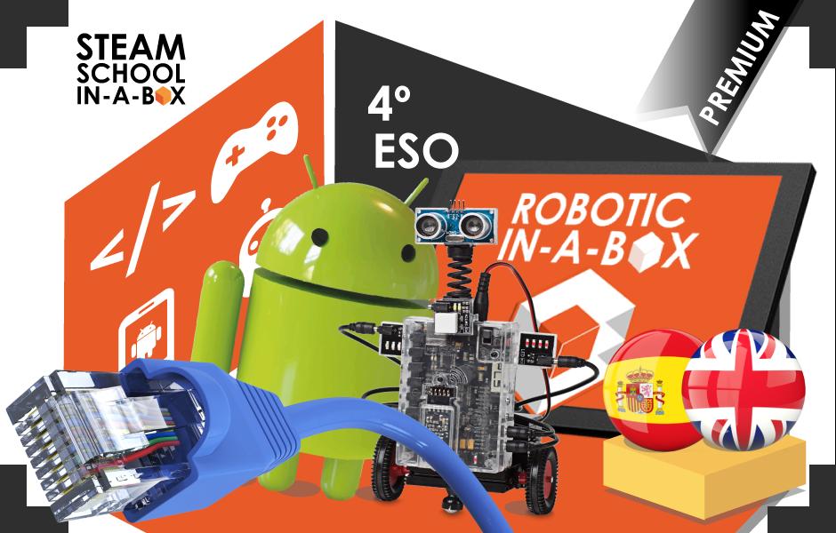 Teens Coding in-a-box: Tecnología 4º ESO