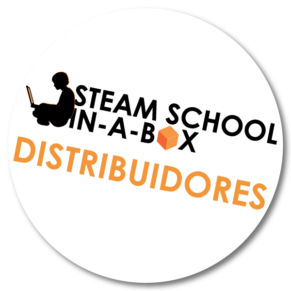 SELLO DISTRIBUIDORES STEAM SCHOOL IN-A-BOX