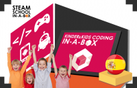 Programación Infantil Kinder & Kids Coding / Infant-Lower Primary School Programming