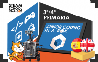Programación Segundo Ciclo de Primaria Junior Coding / Second Cycle Primary School Programming