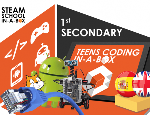 1st SECONDARY: TECHNOLOGY, PROGRAMMING AND ROBOTICS