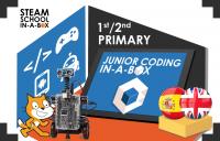 Programación Primer Ciclo de Primaria Junior Coding / First Cycle Primary School Programming