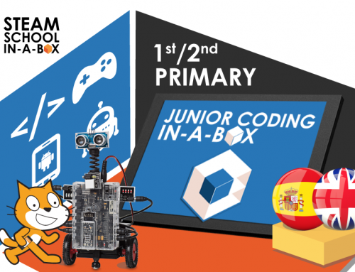 1ST & 2ND PRIMARY: PROGRAMMING AND ELECTRO-ROBOTICS