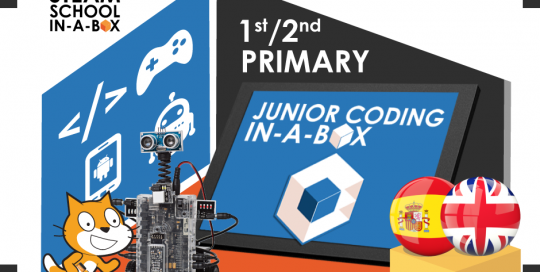 Programación Primer Ciclo de Primaria Junior Coding / First Cycle Primary School Programming