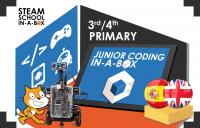 Programación Segundo Ciclo de Primaria Junior Coding / Second Cycle Primary School Programming