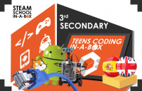 Teens Coding In-a-box 3º ESO / 3rd SECONDARY