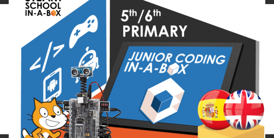 Programación Tercer Ciclo de Primaria Junior Coding / Third Cycle Primary School Programming