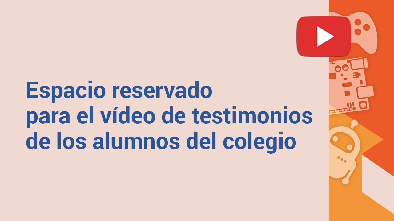Vídeo Testimonios