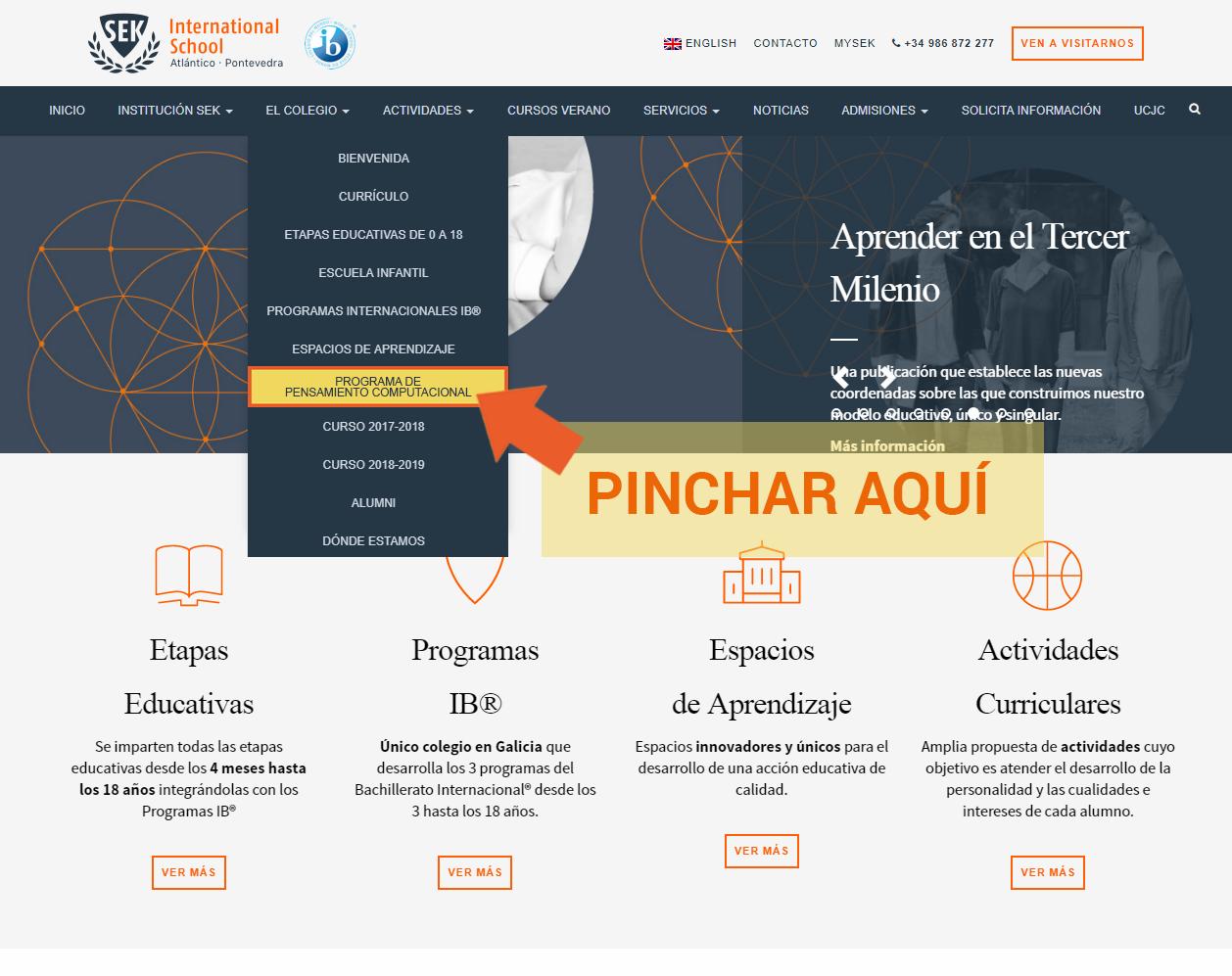 simulacion_pagina_colegio_sek_atlántico