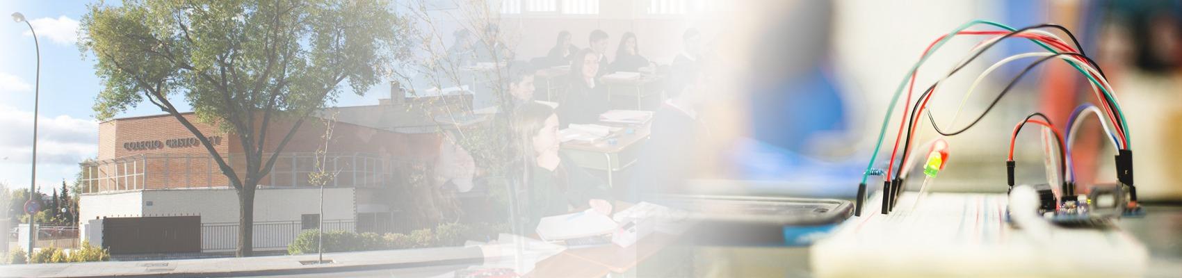 Colegio Cristo Rey Madrid