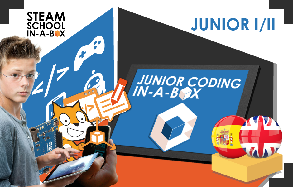 Junior Coding In-a-box