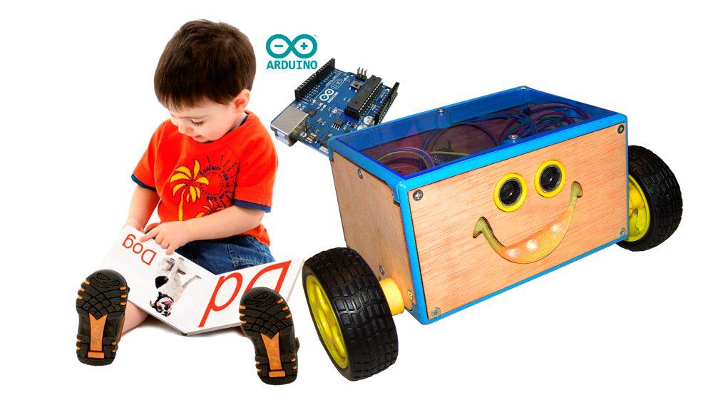 KUBOT with Arduino