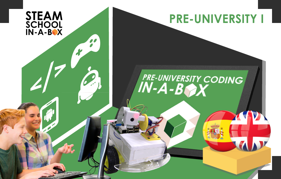 Pre-University Coding In-a-box I