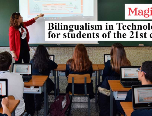 Magisterio – Bilingualism in Technology for students of the 21st century