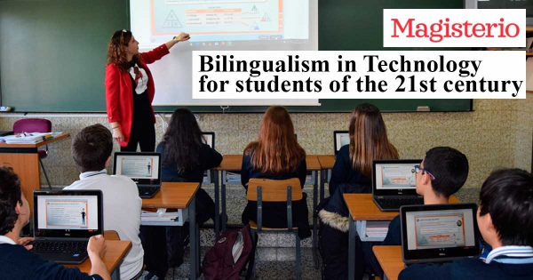 Bilinguism in Technology