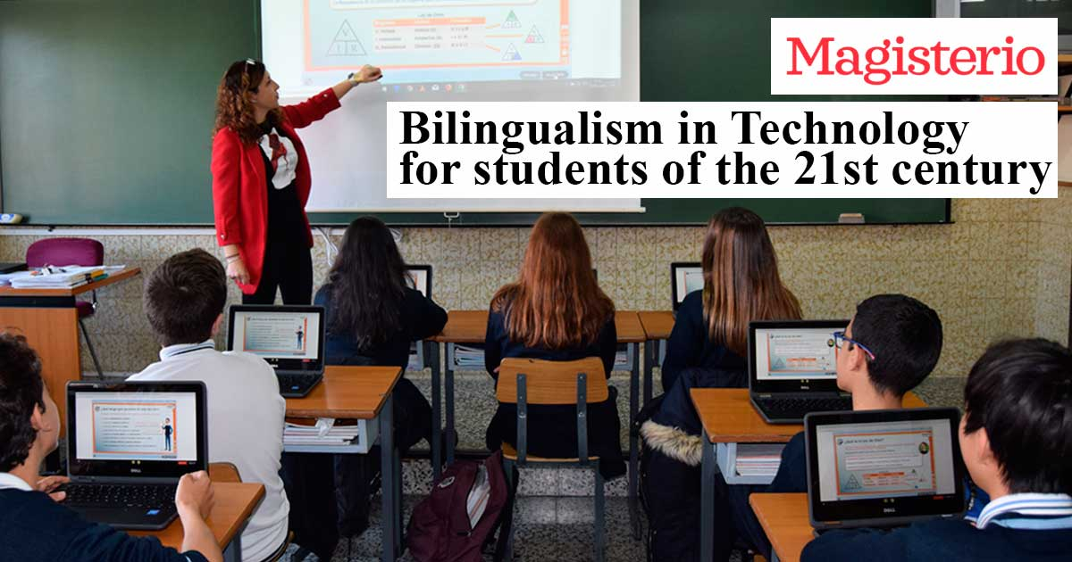 Bilinguism in Technology