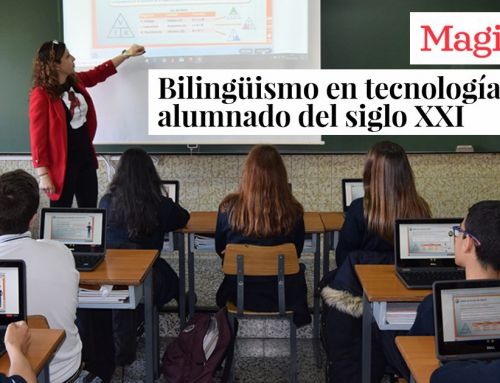 Magisterio – Bilingüismo en tecnología para el alumnado del siglo XXI