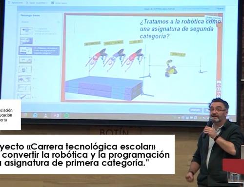 Educación Abierta – El proyecto CARRERA TECNOLÓGICA ESCOLAR quiere convertir la Robótica y Programación en una asignatura de primera categoría