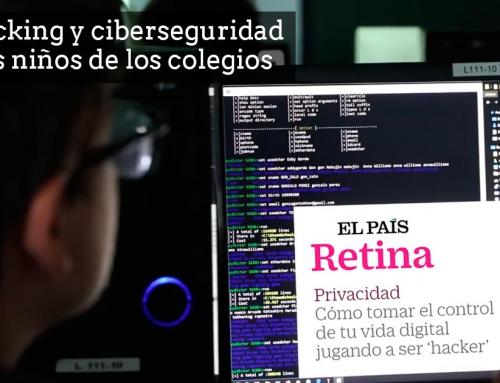 EL PAÍS Retina – Antihacking y ciberseguridad para los niños de los colegios
