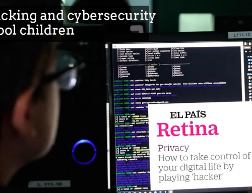 EL PAÍS Retina – Anti-hacking and cybersecurity for school children