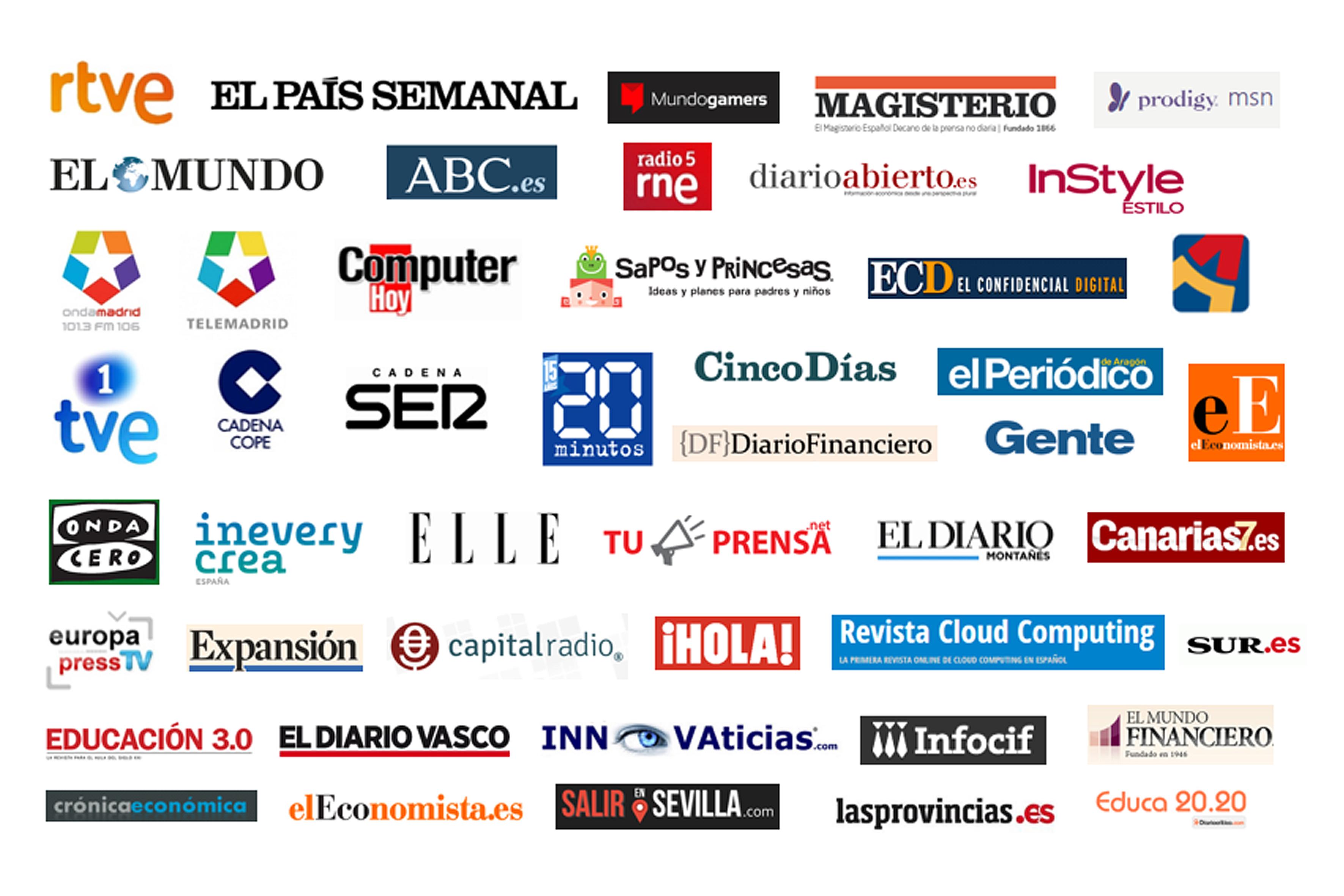 CONMASFUTURO.COM en los medios