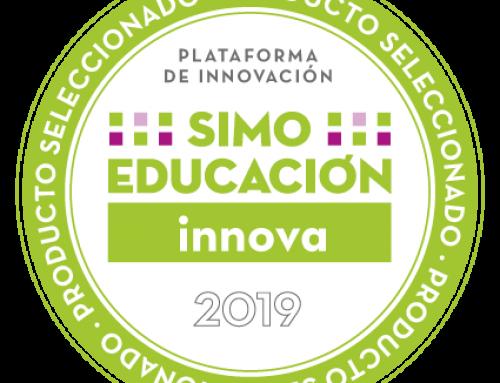 NOS HAN DADO EL PREMIO SIMO EDUCACIÓN INNOVA 2019 A LA CARRERA TECNOLÓGICA ESCOLAR