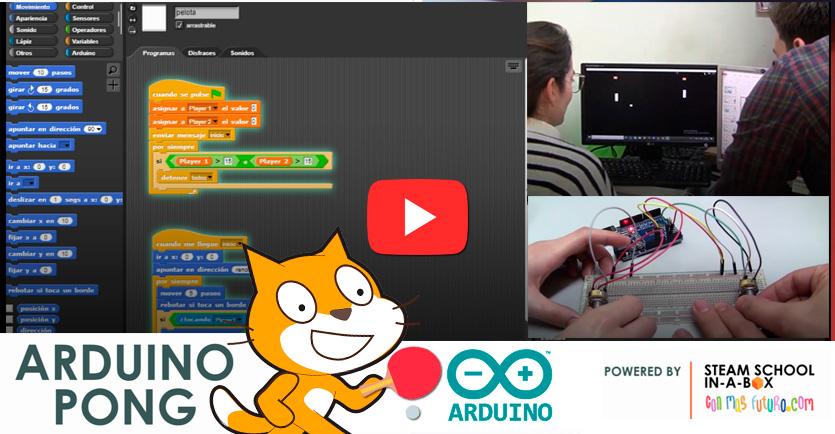 Taller Arduino Pong