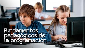 Fundamentos pedagógicos de la programación