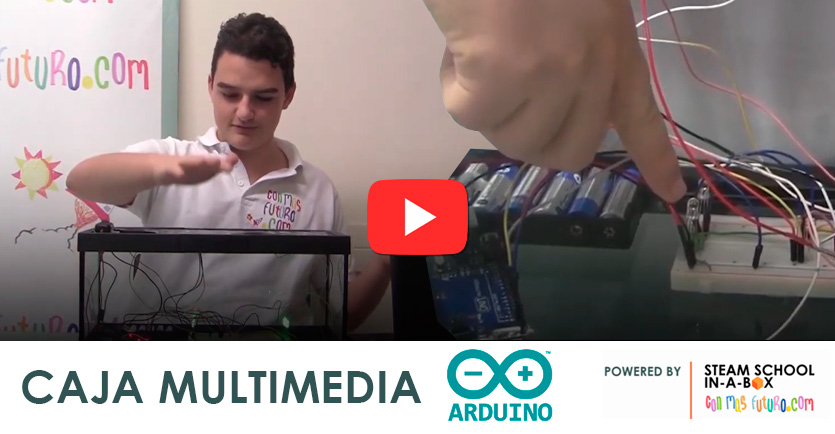 Proyecto Caja Multimedia