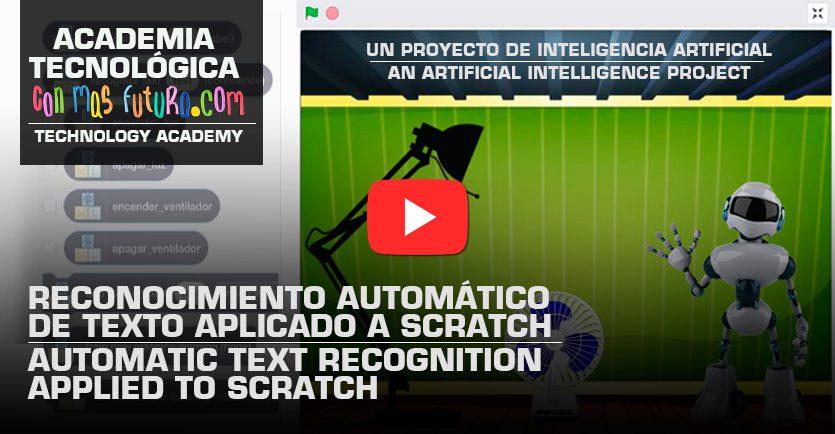 Taller Inteligencia Artificial con Scratch