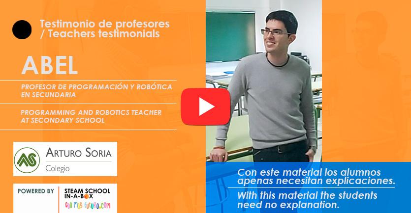 Testimonio profesores Colegio Arturo Soria (Madrid)