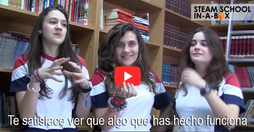 Testimonios Colegio Jaby (Torrejón de Ardoz)