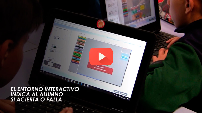 Entorno interactivo