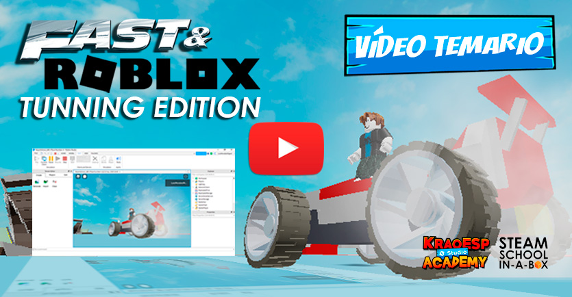 Fast & Roblox Tunning Edition