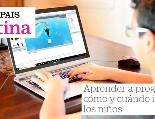 El País Retina – Aprender a programar: cómo y cuándo iniciar a los niños
