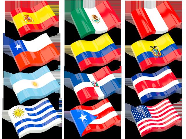 ESPAÑA, LATAM Y EEUU