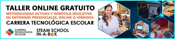 Taller Online Gratuito CARRERA TECNOLÓGICA ESCOLAR