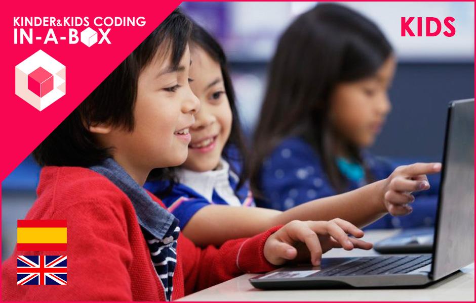 Kinder & Kids Coding In-a-box: KIDS