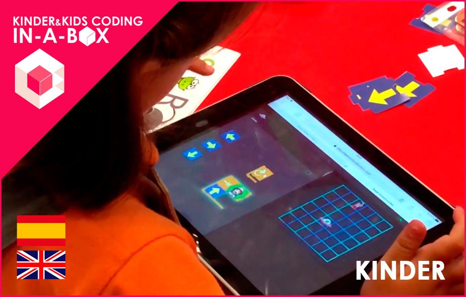 Kinder & Kids Coding In-a-box: KINDER