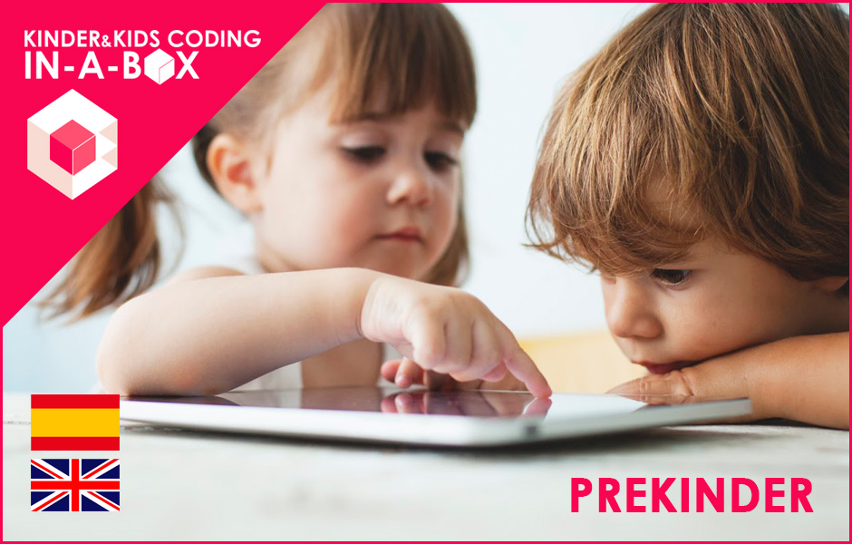 Kinder & Kids Coding In-a-box: PREKINDER
